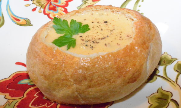 Hearty Beer Cheese Soup