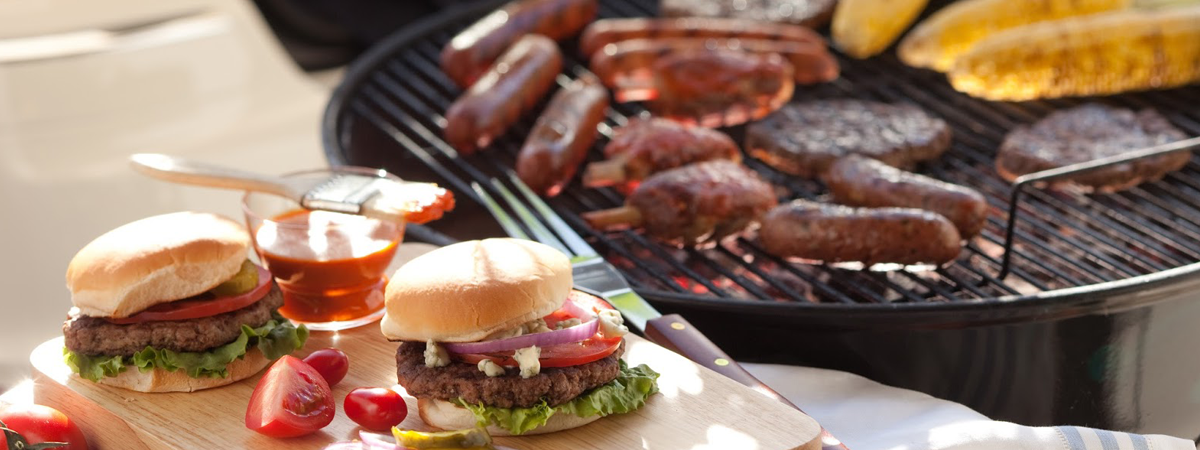 Grilling Season is Here!