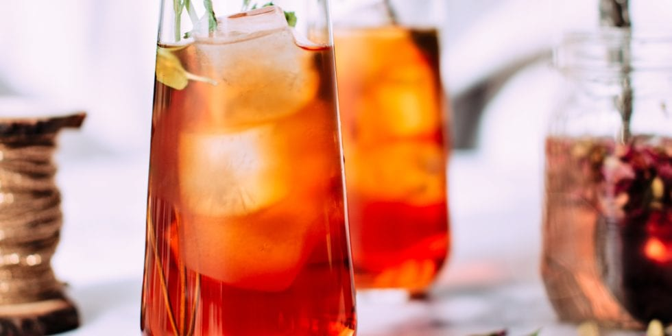 Iced Tea Time!