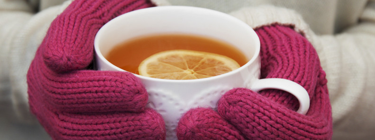 Warm Up Winter Tea