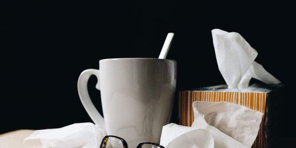 Cold and Flu Brew Tea to Help Save the Day
