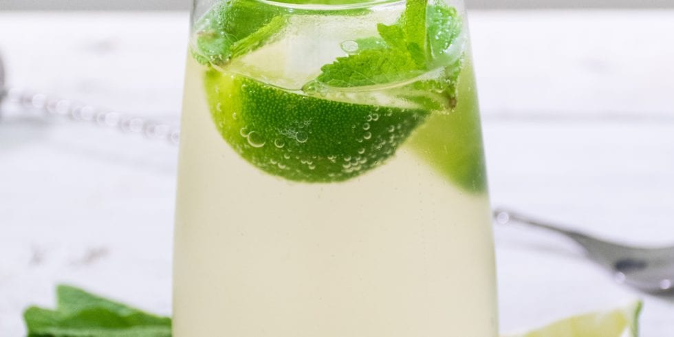 Coconut Lime Daiquiri