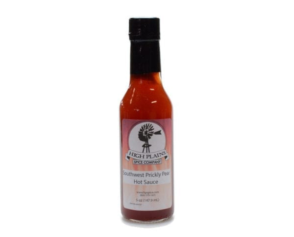 Southwest Prickly Pear Hot Sauce